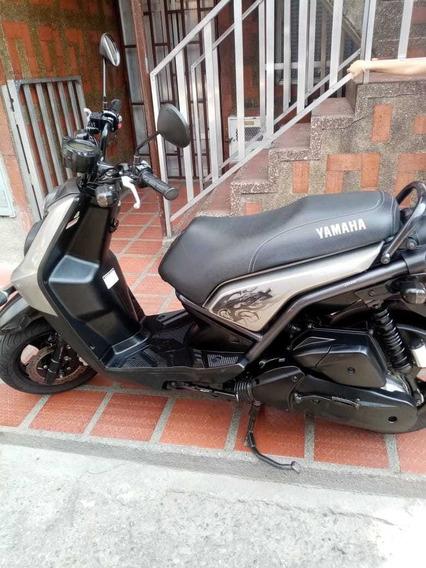 Yamaha Bws At 125