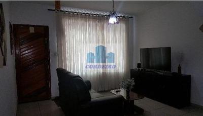 Sobrado De 02 Dormitórios Em Santo André - 919