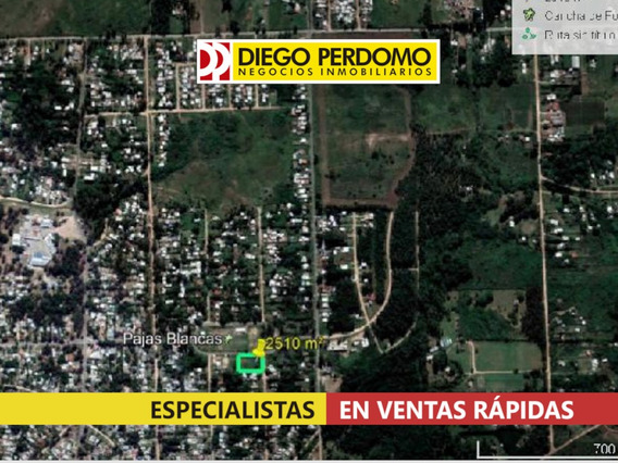 5 Terrenos En Venta, Pajas Blancas.