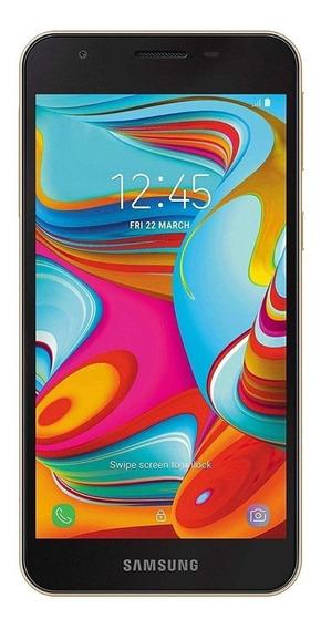 Samsung Galaxy A2 Core Dual SIM 16 GB Oro 1 GB RAM