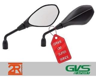 Retrovisor Gvs Bmw Gs650 F800 Yamaha Xtz Crosser Brinde Com