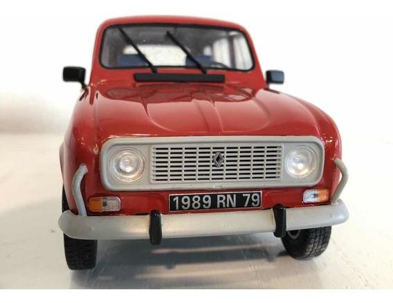 1/18 Renault 4 Solido No Minichamps No Autoart