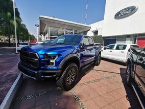 Ford Lobo Raptor Azul Relampago