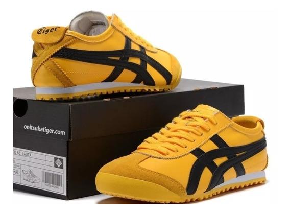 Zapatillas Asics Suka Tiger Mexico Yellow36/45venta Online