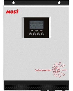 Must Power Inversor Cargador Regulador Solar Pwm 3kw/6kw