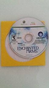 Enchanted Arms Xbox 360 Ntsc-us Usado Original