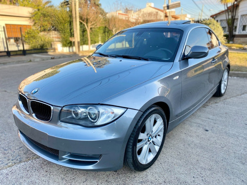 Bmw 125i Coupe Automatico Services Oficiales Impecable