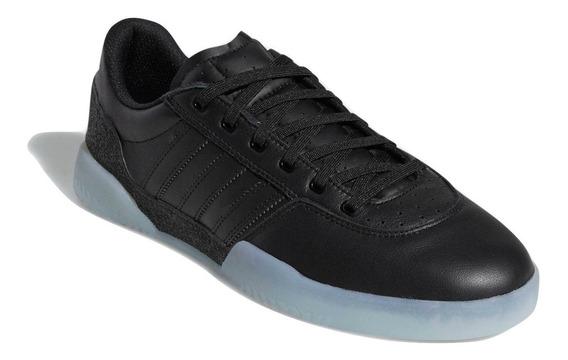 Zapatillas adidas Hombre Skate City Cup Negras / Stgo. Boxer