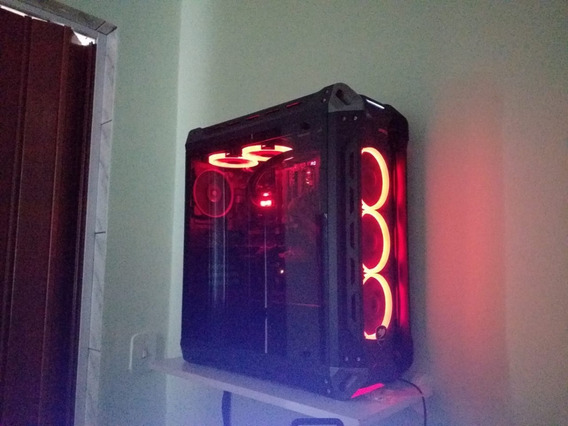 Pc Gamer Intel Core I7 3770k, 16gb Ram, Placa Mãe Asus Rog!