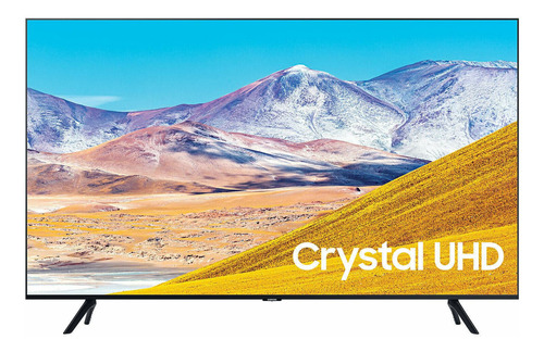 Televisor Inteligente Samsung Tu8000 De 50  4k Crystal