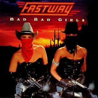 Fastway - Bad Bad Girls Cd Dokken Quiet Riot