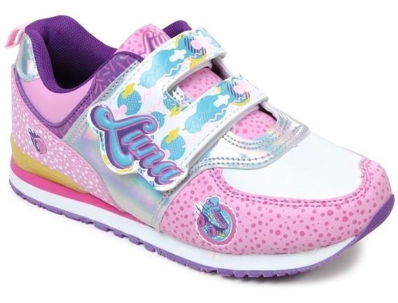 Zapatillas Soy Luna Disney Niñas Urbanas Originales