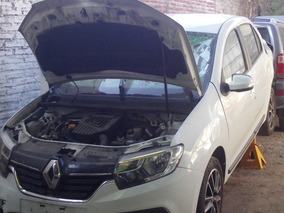 Renault Symbol 2017 En Desarme