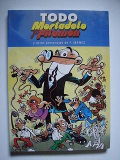 Todo Mortadelo Y Filemón - Vol. 35 Ibáñez - Nuevo Y Sellado