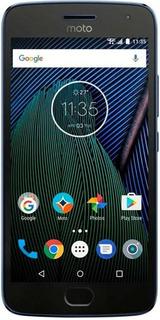 Motorola Moto G5 Plus Bueno Gris Liberado