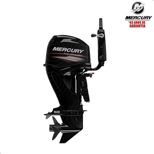 Motor Popa Mercury 4t 60hp Elhpt Efi Mid Tiller Pess Física