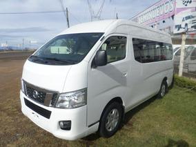 Nissan Urvan 2.5 12 Pas Pack Seguridad Mt 2014
