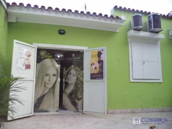 Salão Comercial Para Locação, Campo Grande, Rio De Janeiro. - Sl0003