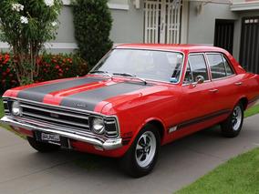 Chevrolet/gm Opala Ss 4 Portas 1971 De Concurso