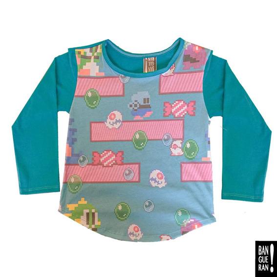 Pijama Bubble Bobble