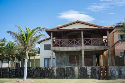 Casa De Praia Top Em Cond. Praia Do Pirui - Arembepe - 716