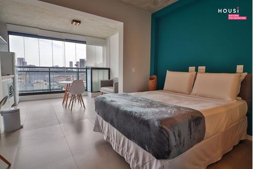 Imagem 1 de 15 de Apartamento - Bom Retiro - Ref: 1333 - L-1333