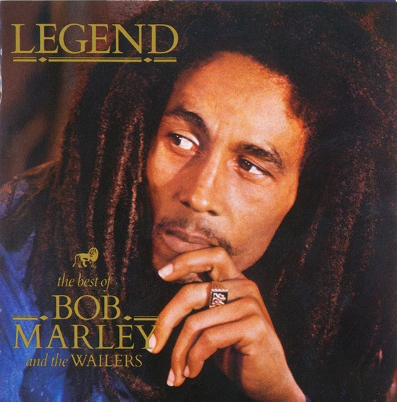Cd Bob Marley And The Wailers* ¿ Legend