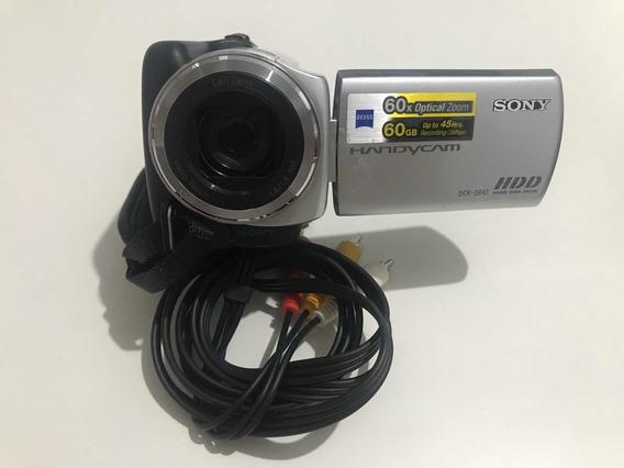 Filmadora Handycam - Sony / 60 Gb / 60 X Zoom