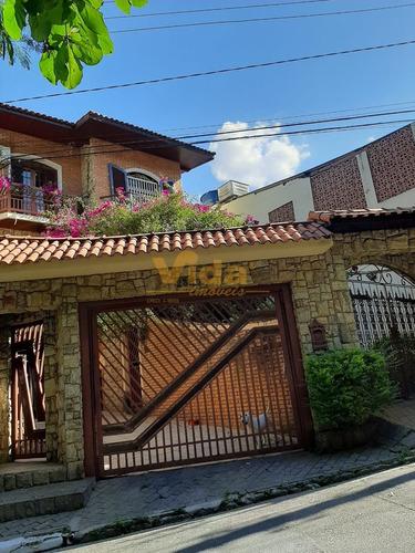 Casa Sobrado Em Jardim Das Flores  -  Osasco - 44815