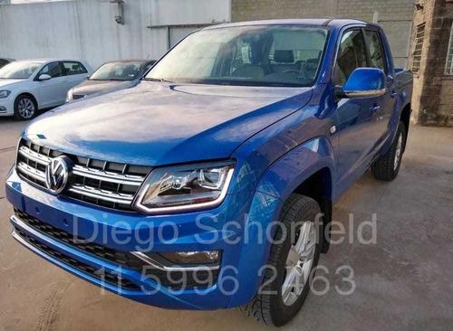 Volkswagen Amarok 2.0 Cd Tdi 180cv 4x4 Highline