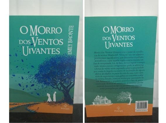 Livro O Morro Dos Ventos Uivantes Editora Principis