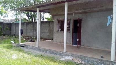 Casa Com Escritura E 1 Dormitório Em Itanhaém - 3750/p