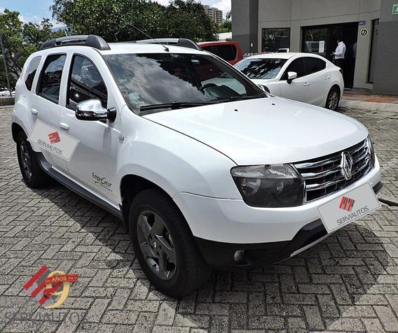 Renault Duster Dynamique 2.0 Mt 4x4 Gas-gasolina 2014 Wco938