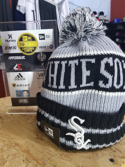 Gorro Beanie White Sox Nfl New Era Original