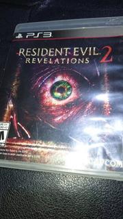 Resident Evil Revelations 2 Capcom