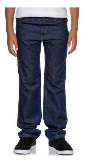 Jeans Regular Roadhouse Mid Blue Volcom Hombre