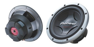 Bajo Pioneer 12 Pulgadas Mod Ts W307d4 1200 W