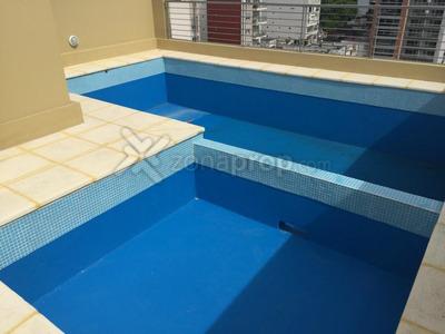 Piso Alto C/balcón Y Cochera - Amenities |se Vende Con Renta