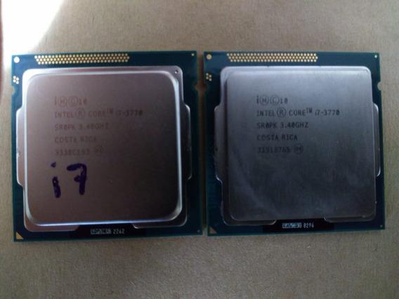 Processador I7-3770 3,40ghz