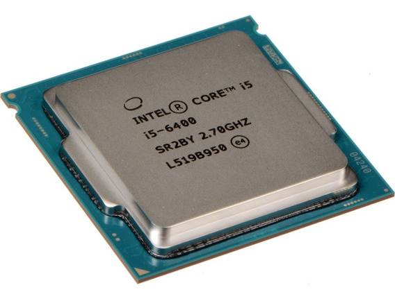 Proc Desk Intel 1151 Core I5-6400 2.70ghz Oem
