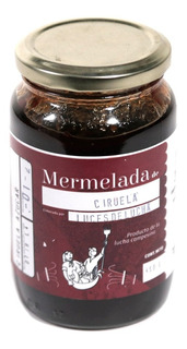 Mermelada De Ciruela 450 Grs Alma Nativa