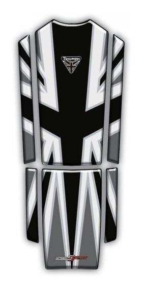 Protetor De Tanque Triumph Explorer 1200 - Black