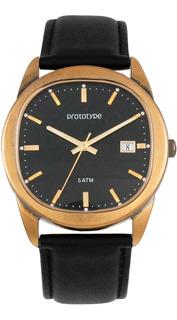 Reloj Prototype Lth-9951-1b Agente Oficial Barrio Belgrano