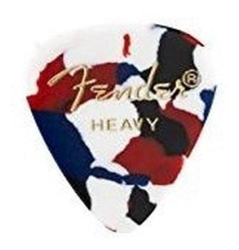 Imagen 1 de 1 de Fender 351 Shape Classic Picks (paquete De 144) Para Guitarr