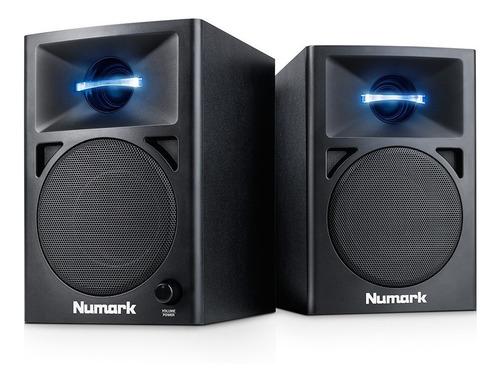 Imagen 1 de 7 de Monitores Estudio Numark Wave 360 Potenciados Par Cuotas