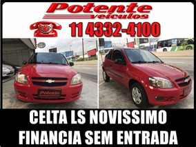 Chevrolet Celta Ls 1.0 Vhce 8v Flexpower