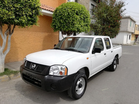 Nissan Doble Cabina Tipica T/m Version Especial