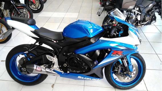 Suzuki Gsx-r750 Srad 2011