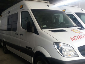 Ambulancia Mercedes Benz Sprinter Ngt6