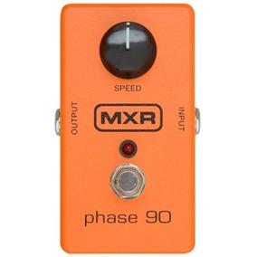 Pedal Para Guitarra Dunlop Mxr Phase 90 (1141)
